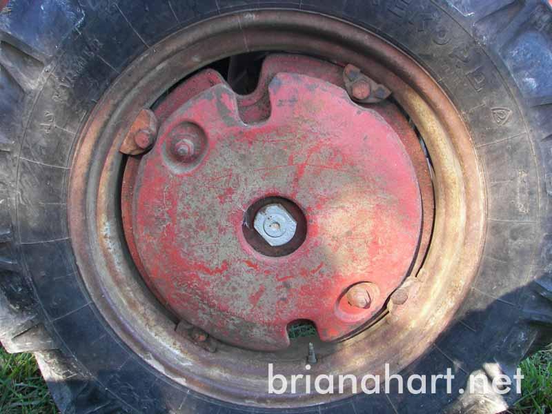 Aain A22 Wheel Weights